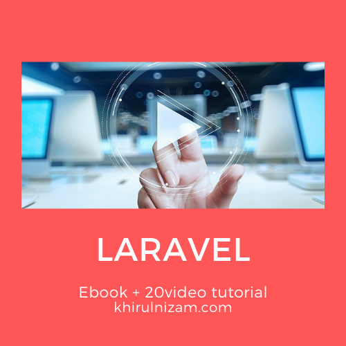 20 free video tutorials for laravel