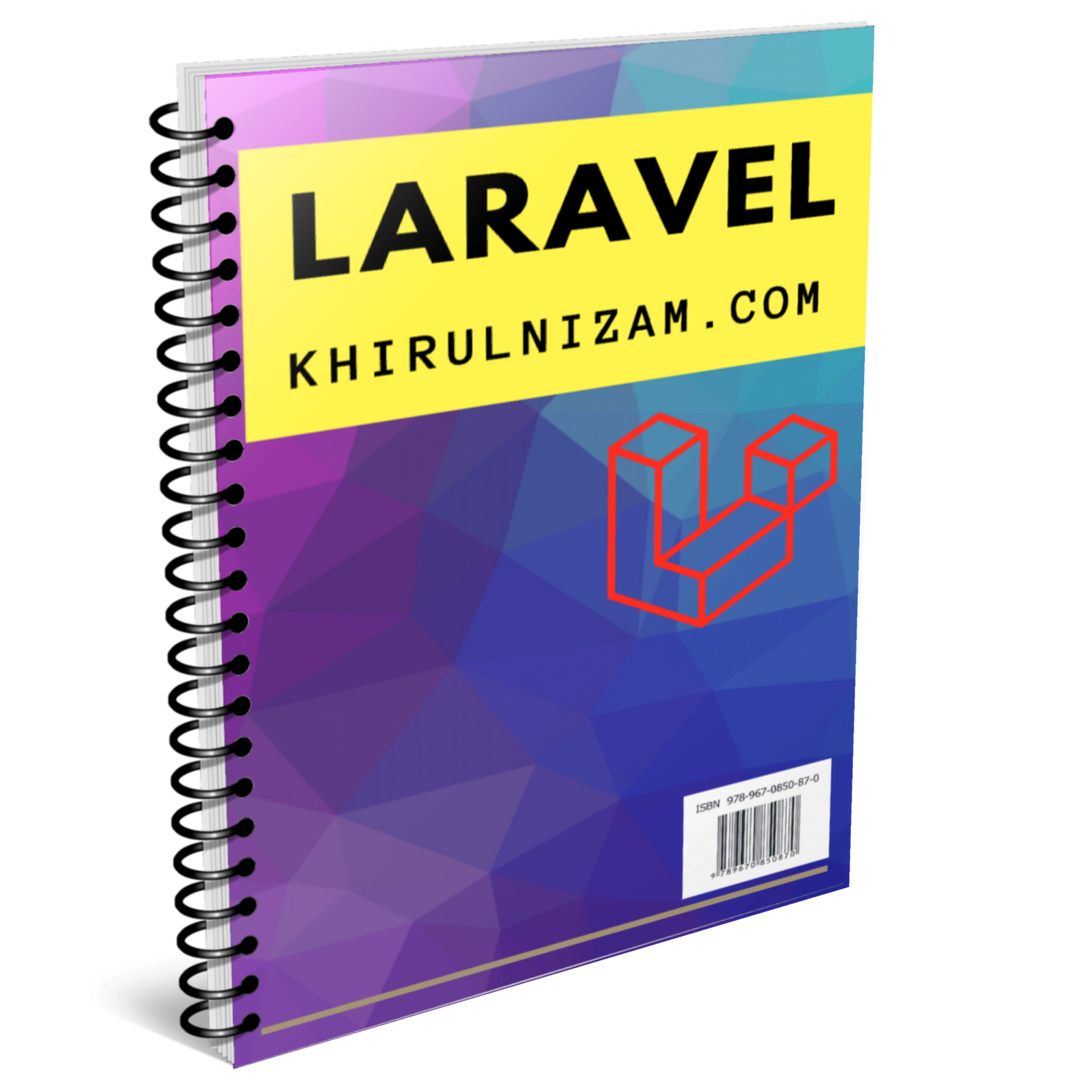 Ebook Laravel serasi versi 7 denga percuma 20 video tutorial