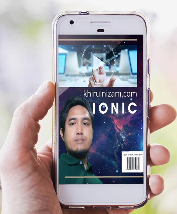 PENGENALAN IONIC Ionic adalah kerangka pembangunan aplikasi mobile berbilang platform menggunakan teknologi Hibrid. Antaramuka Berasaskan HTML memudahkan pembangunan di samping perantara Capacitor melancarkan pelaksanaan apps.