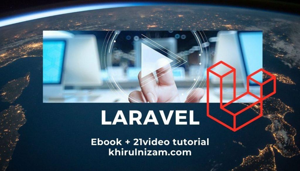 laravel-banner-video-tutorial-bahasa-melayu